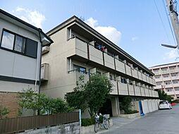 兵庫県西宮市若山町の賃貸マンションの外観