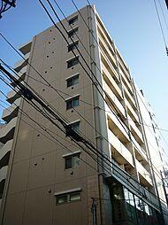 神奈川県横浜市鶴見区鶴見中央4丁目の賃貸マンションの外観