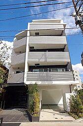 ステージグランデ世田谷上野毛アジールコート[1階]の外観