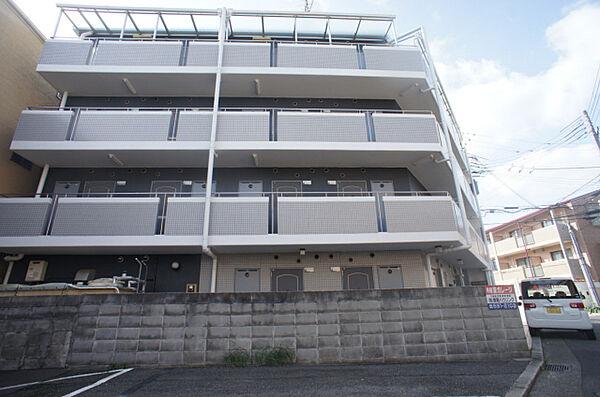 兵庫県神戸市兵庫区下祇園町の賃貸マンション