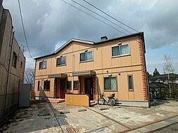 [テラスハウス] 石川県金沢市泉が丘1丁目 の賃貸【/】の外観