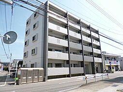 宮崎県宮崎市権現町の賃貸マンションの外観