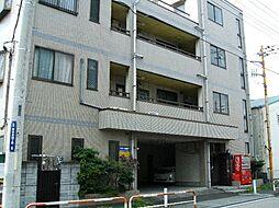 ボヌゥール美女木[2階]の外観