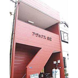 愛知県稲沢市正明寺2丁目の賃貸アパートの外観