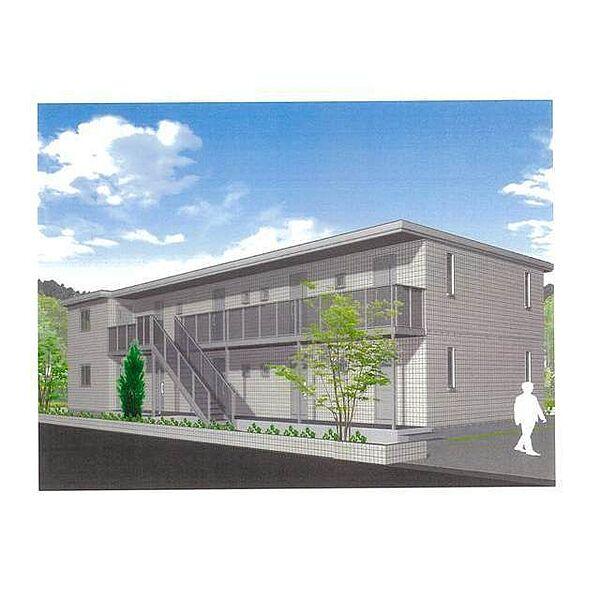 仮)神畑ウィズハイム 1階の賃貸【長野県 / 上田市】
