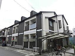 ハイツMISHIMA[2階]の外観