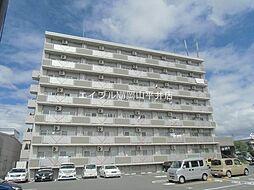 岡山県岡山市南区福成2丁目の賃貸マンションの外観