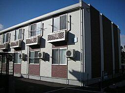 レオネクストめぐみフィールド[1階]の外観