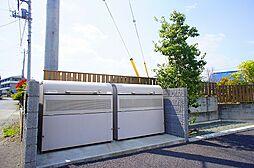メゾン・ド・ソレイユB[2階]の外観