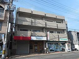 大阪府東大阪市中小阪3丁目の賃貸マンションの外観