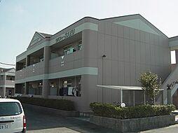 リバティーKAZU[2階]の外観