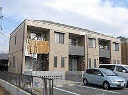 グランパルモF A棟[2階]の外観
