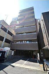 岡山県岡山市北区奉還町1丁目の賃貸マンションの外観