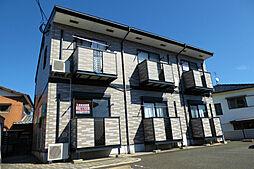 福岡県北九州市小倉南区長尾2丁目の賃貸アパートの外観