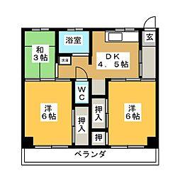【敷金礼金0円!】ビレッジハウス滝呂1号棟