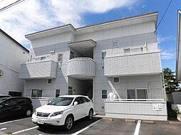 JR山形新幹線 山形駅 バス20分 元木団地前下車 徒歩7分の賃貸アパート