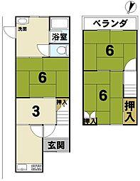 近鉄京都線 小倉駅 徒歩5分
