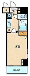 トーシンフェニックス新横濱イクシール[5階]の間取り