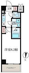 S-RESIDENCE 押上パークサイド[3階]の間取り