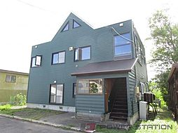 [テラスハウス] 北海道小樽市オタモイ1丁目 の賃貸【/】の外観