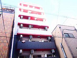 グランパシフィック難波南II[8階]の外観