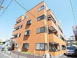 東京都足立区谷中4丁目の賃貸マンションの外観
