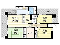 別府駅 12.6万円