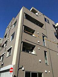東京都墨田区吾妻橋2丁目の賃貸マンションの外観