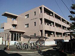 栃木県宇都宮市宝木町1丁目の賃貸マンションの外観