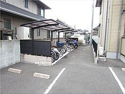 広島県福山市曙町2の賃貸アパートの外観