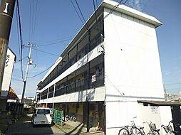 大阪府茨木市丑寅1丁目の賃貸マンションの外観