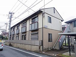 West House[1階]の外観