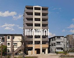 メゾンドール[4階]の外観