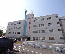 京都府八幡市男山美桜の賃貸マンションの外観