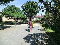 周辺環境:新町一丁目公園