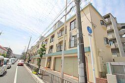 ハイツトリヤマ[2階]の外観