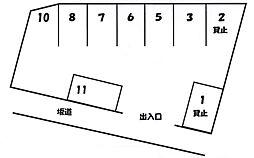 大森台駅 0.5万円