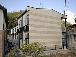レオパレスグリンビュー F[1階]の外観