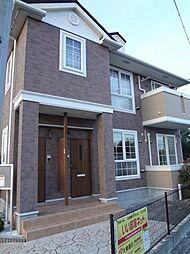 静岡県浜松市東区薬新町の賃貸アパートの外観