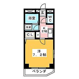 清水駅 3.7万円