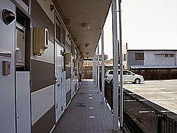 レオパレス阿弥陀[2階]の外観