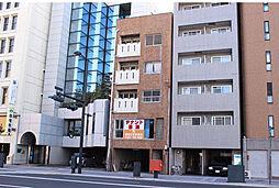 広島県広島市南区比治山町の賃貸アパートの外観
