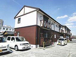 大阪府和泉市府中町3丁目の賃貸アパートの外観