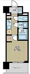 エミリブ鷺ノ宮[2階]の間取り