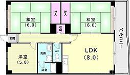 鷹取駅 7.6万円
