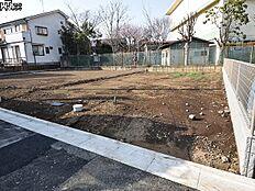 1号地 現地写真 小金井市緑町4丁目