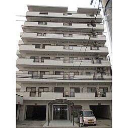 新潟県新潟市中央区上大川前通3番町の賃貸マンションの外観
