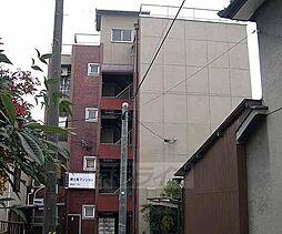 京都府京都市北区紫野西土居町の賃貸マンションの外観