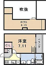 西大路駅 5.9万円