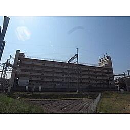 奈良県奈良市秋篠早月町の賃貸マンションの外観